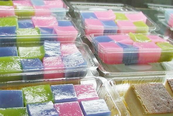 タイのお菓子ゼリー。