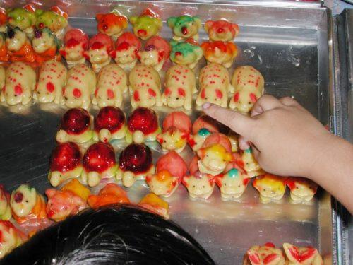 タイのお菓子。