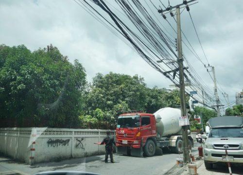 バンコクのトラック。