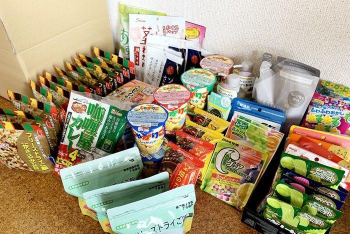 日本➜NZへ海外発送。フリーズドライ食品や日本のお菓子。